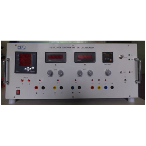 3 Phase  Power Energy Meter Calibrator