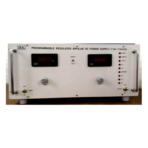Bipolar DC Power Supply 10V12A
