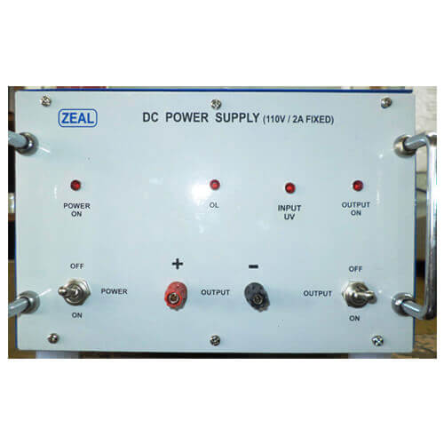 Different Models - DC Regulated Power Supply