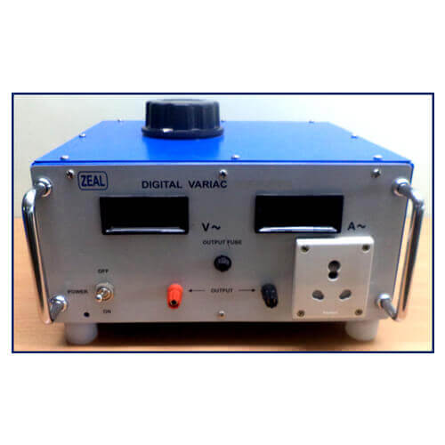 Digital variac-250V