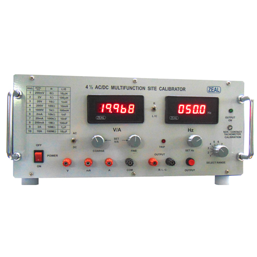 Multifunction Calibrator 4.5 digit