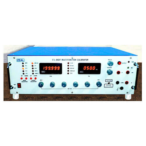 Multifunction Calibrator 5.5 digit