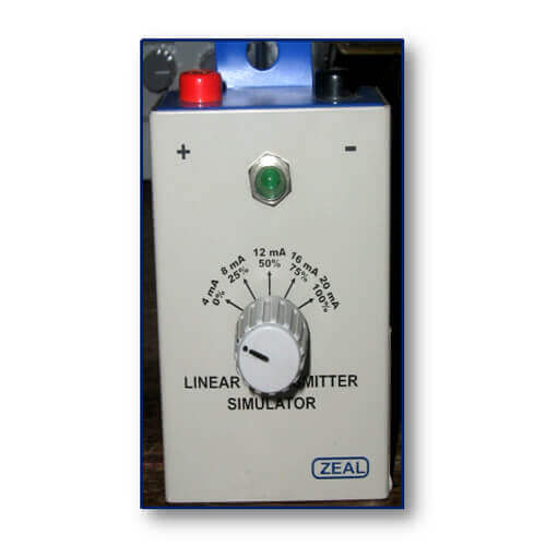 Linear Transmitter Simulaotrs