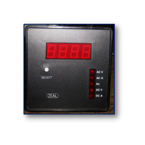 Digital Panel Meters,Digital Panel Meters,UPS Scanner - Zeal Services