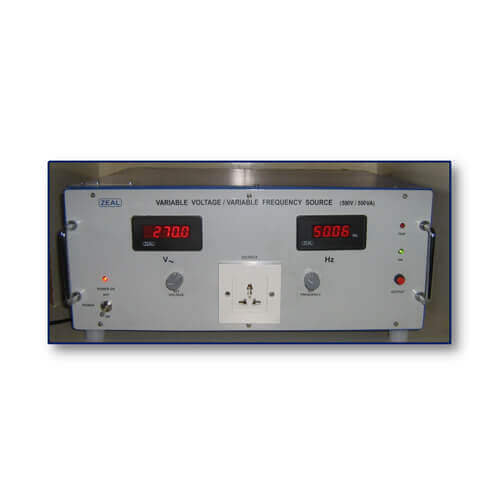 Variable Voltage Source 500V-1A