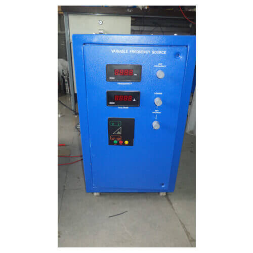 Variable Voltage Variable Frequency Power Source